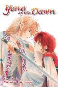 Cover-Bild zu Mizuho Kusanagi: Yona of the Dawn, Vol. 3