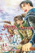 Cover-Bild zu Mizuho Kusanagi: Yona of the Dawn, Vol. 13