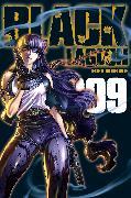 Cover-Bild zu Hiroe, Rei: Black Lagoon, Band 9