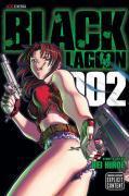 Cover-Bild zu Rei Hiroe: Black Lagoon Volume 2