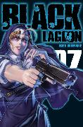 Cover-Bild zu Hiroe, Rei: Black Lagoon, Band 7