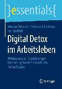 Cover-Bild zu Digital Detox im Arbeitsleben (eBook) von Welledits, Viktoria