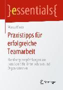 Cover-Bild zu Praxistipps für erfolgreiche Teamarbeit (eBook) von Meier, Marco
