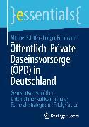Cover-Bild zu Öffentlich-Private Daseinsvorsorge (ÖPD) in Deutschland (eBook) von Schäfer, Michael