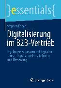Cover-Bild zu Digitalisierung im B2B-Vertrieb (eBook) von Kober, Stephan