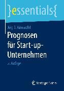 Cover-Bild zu Prognosen für Start-up-Unternehmen (eBook) von Kühnapfel, Jörg B.