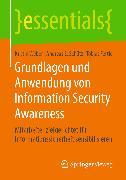 Cover-Bild zu Grundlagen und Anwendung von Information Security Awareness (eBook) von Weber, Kristin
