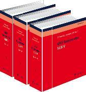 Cover-Bild zu SGB V-Kommentar - Gesetzliche Krankenversicherung - GKV von Bäune, Stefan