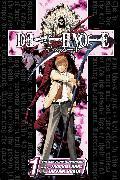 Cover-Bild zu Tsugumi Ohba: DEATH NOTE GN VOL 01 (CURR PTG) (C: 1-0-0)
