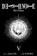 Cover-Bild zu Tsugumi Ohba: DEATH NOTE BLACK ED TP VOL 05 (C: 1-0-1)