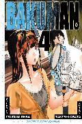 Cover-Bild zu Tsugumi Ohba: BAKUMAN GN VOL 04