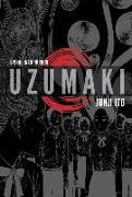 Cover-Bild zu Junji Ito: UZUMAKI 3-IN-1 DLX ED HC