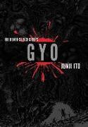 Cover-Bild zu Junji Ito: GYO 2IN1 DLX ED HC