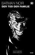 Cover-Bild zu Snyder, Scott: Batman Noir: Der Tod der Familie