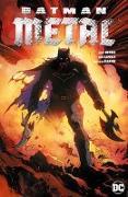 Cover-Bild zu Snyder, Scott: Batman Metal Sammelband