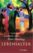Cover-Bild zu Härtling, Peter (Hrsg.): Lebensalter