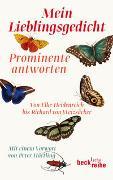 Cover-Bild zu Schellenberger-Diederich, Erika (Hrsg.): Mein Lieblingsgedicht