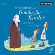 Cover-Bild zu Härtling, Peter: Goethe für Kinder