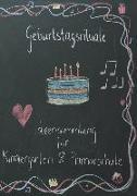 Cover-Bild zu Geburtstagsrituale von Bucher, Susann