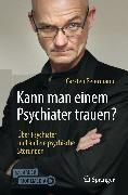 Cover-Bild zu Kann man einem Psychiater trauen? (eBook) von Petermann, Carsten