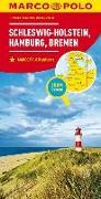Cover-Bild zu Deutschland Blatt 1 Schleswig-Holstein. 1:200'000