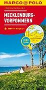 Cover-Bild zu Deutschland Blatt 2 Mecklenburg-Vorpommern. 1:200'000