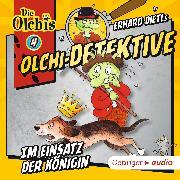 Cover-Bild zu Olchi-Detektive 4. Im Einsatz der Königin (Audio Download) von Iland-Olschewski, Barbara