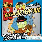 Cover-Bild zu Olchi-Detektive 7. Das Geheimnis der Löcherwände (Audio Download) von Iland-Olschewski, Barbara
