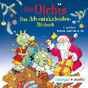 Cover-Bild zu Die Olchis. Das Adventskalender-Hörbuch (Audio Download) von Dietl, Erhard