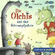 Cover-Bild zu Die Olchis und das Schrumpfpulver (Audio Download) von Dietl, Erhard