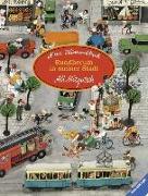 Cover-Bild zu Mitgutsch, Ali (Illustr.): Mein Wimmelbuch: Rundherum in meiner Stadt