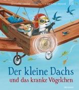 Cover-Bild zu Chiew, Suzanne: Der kleine Dachs und das kranke Vögelchen