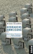 Cover-Bild zu Grundies, Ariane: Gebrauchsanweisung für Mecklenburg-Vorpommern und die Ostseebäder