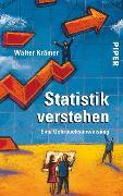 Cover-Bild zu Krämer, Walter: Statistik verstehen