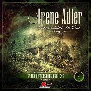 Cover-Bild zu Irene Adler, Sonderermittlerin der Krone, Folge 4: Sankt Petersburg Express (Audio Download) von Bischoff, Marc-Oliver