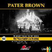 Cover-Bild zu Pater Brown, Folge 60: Der Feuerteufel von Newton (Audio Download) von Beckmann, Thorsten