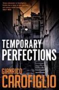 Cover-Bild zu Carofiglio, Gianrico: Temporary Perfections