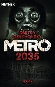 Cover-Bild zu Glukhovsky, Dmitry: Metro 2035