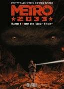 Cover-Bild zu Glukhovsky, Dmitry: Metro 2033 (Comic). Band 1 (von 4)