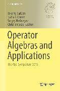 Cover-Bild zu Operator Algebras and Applications (eBook) von Carlsen, Toke M. (Hrsg.)
