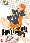 Cover-Bild zu Furudate, Haruichi: Haikyu!! 01