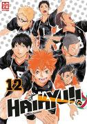 Cover-Bild zu Furudate, Haruichi: Haikyu!! 12