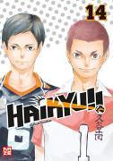 Cover-Bild zu Furudate, Haruichi: Haikyu!! - Band 14