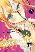 Cover-Bild zu Akasaka, Aka: Kaguya-sama: Love is War 03