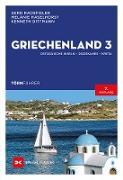 Cover-Bild zu Törnführer Griechenland 3 von Radspieler, Gerd