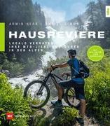 Cover-Bild zu Hausreviere von Herb, Armin