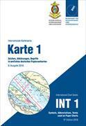 Cover-Bild zu Karte 1 - Zeichen, Abkürzungen, Begriffe in amtlichen deutschen Seekarten (Internationale Kartenserie) von Bundesamt für Seeschifffahrt und Hydrographie (Hrsg.)