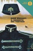 Cover-Bild zu Il deserto dei Tartari von Buzzati, Dino