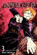 Cover-Bild zu Gege Akutami: Jujutsu Kaisen, Vol. 3