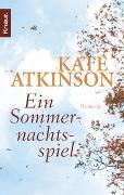 Cover-Bild zu Atkinson, Kate: Ein Sommernachtsspiel